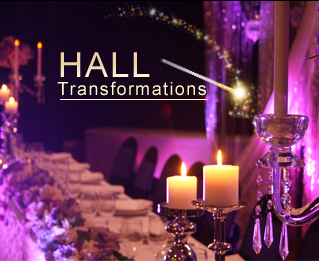Hall Transformations and decor