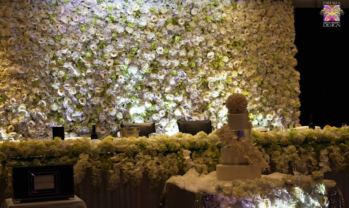 Cheap Wedding Ideas Melbourne: Wedding Backdrops And Flower Wall Melbourne. Affordable